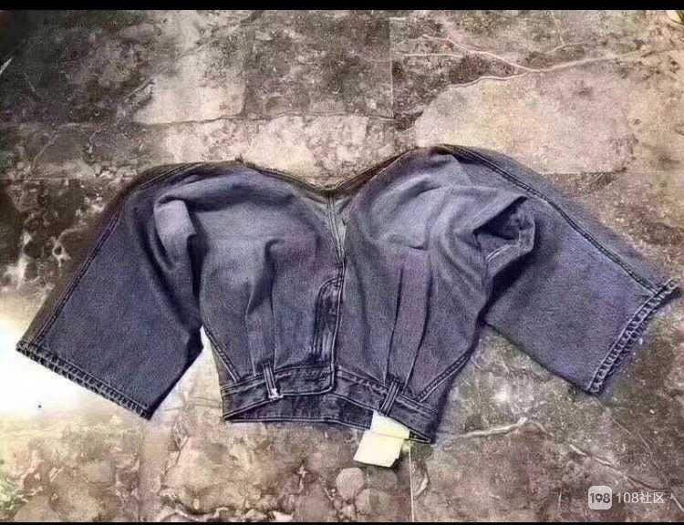 【不看不睡觉】裤子新穿法,感觉自己跟不上时代了…