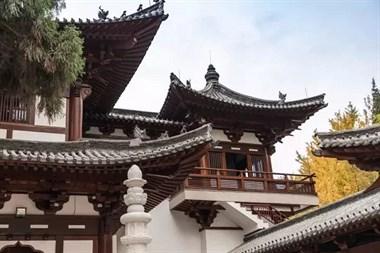 新年祈福   1.5 牧野带你探秘复建中的千年古寺—径山寺