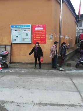 暖心!始丰街道一大早就在分发腊八粥 路过的一人一碗!