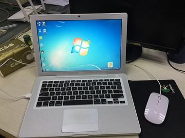 【转卖】当年男朋友送的苹果笔记本电脑