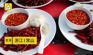 常山吃辣比赛,辣王李永志又夺冠:剁椒当饭吃