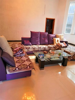 【转卖】新房因拆迁转让出售9.9成新沙发/床