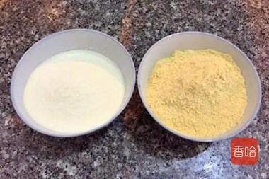 粗粮细做,玉米面最好吃的做法,5分钟搞定家人早餐,比油条好吃