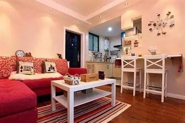 晒晒我62平的新房,1厅1室,舒适温馨,待在这里一辈子也愿意!