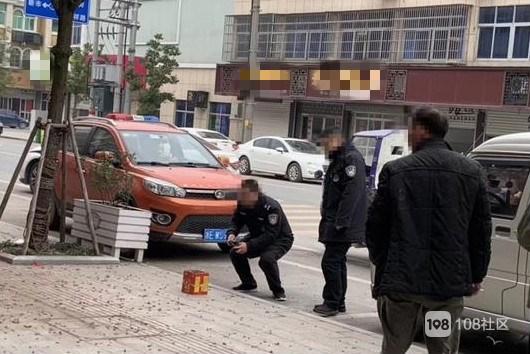 刚刚!安吉街头一男子被俩警察带走,最近这事严查要注意!