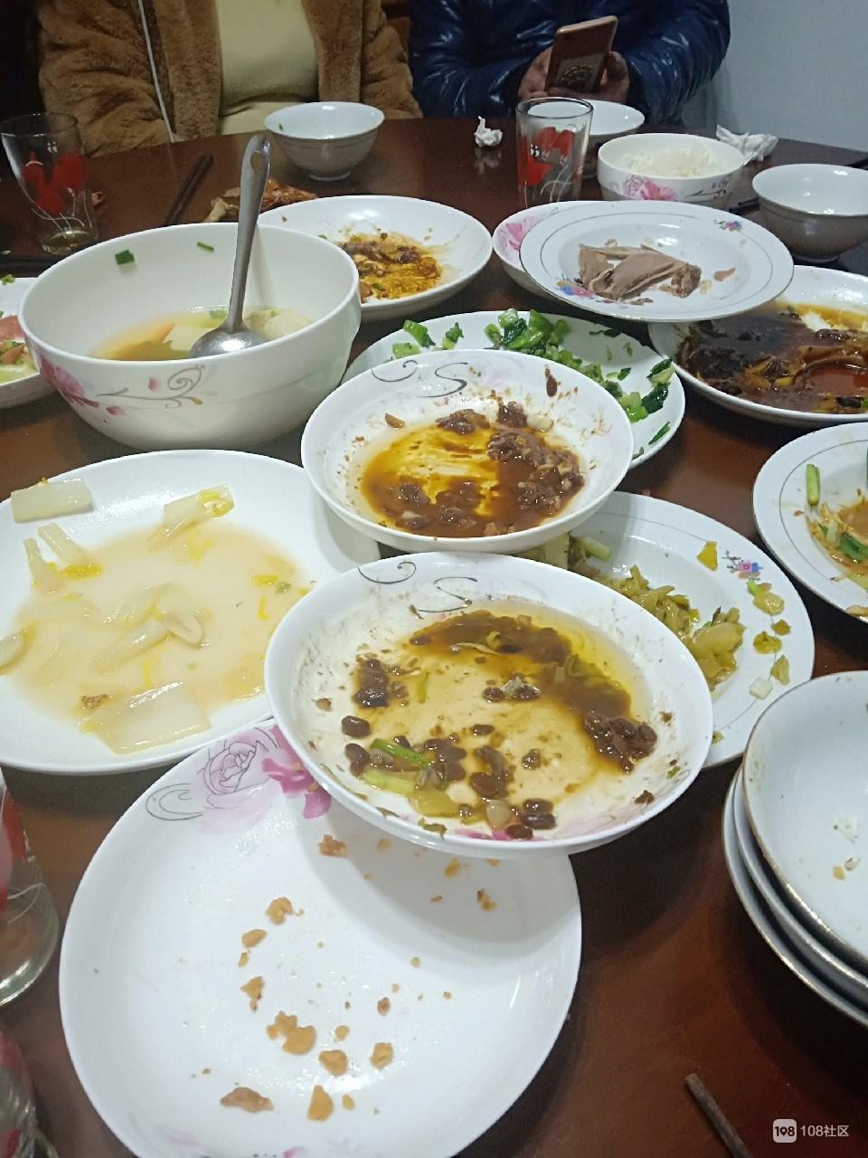 老婆娘家来了7个兄弟!看我大显身手准备了20多道菜