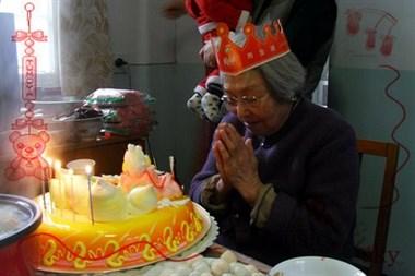 原本外婆80大寿,就因为一句话,吃饭做寿全泡汤了