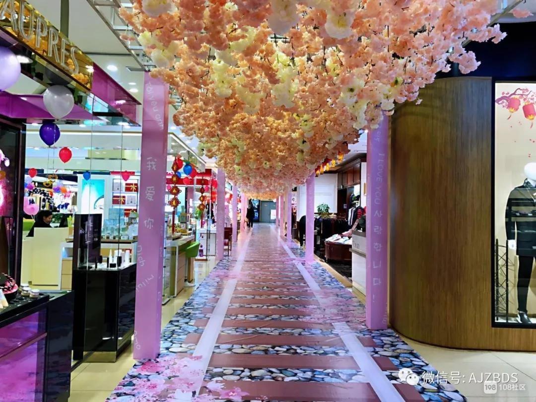 """安吉竟有一条浪漫的""""樱花长廊"""",你知道吗?就在这儿…"""