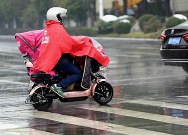 """岛城""""阴雨模式""""将持续至本月底!本周末还要下雪!"""
