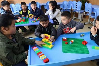 """昆山少儿英语,巧用""""加减法""""让孩子英语学习更轻松"""