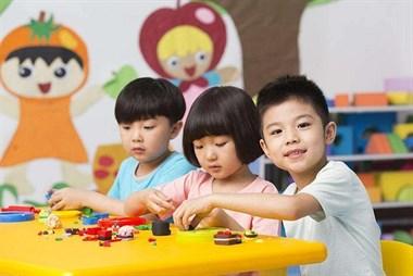 镇巴佬不用愁!以后孩子在小区就能读公益普惠幼儿园