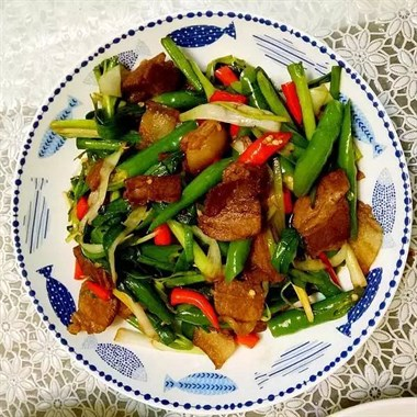 几道喷香的家常小炒菜和蒸菜,每天吃都不厌烦!