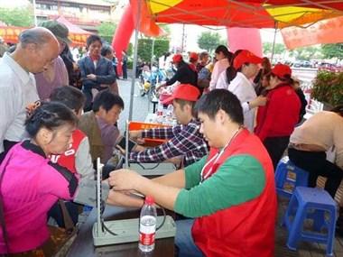 南平市一志愿者协会上榜荣获全国先进典型名单