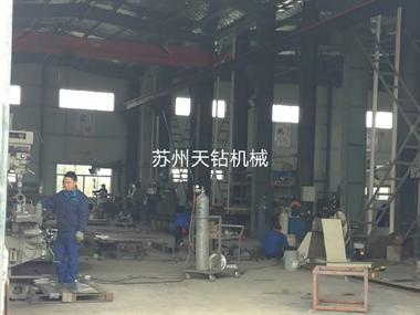 【招聘】天钻机械佩恩机器人招聘普工机械装配工电焊工钣金工