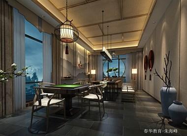 在台州学室内设计,就来温岭春华学校,包学会,包就业。
