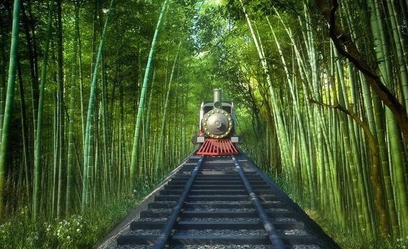 投资2.2亿!咱以后可坐火车游览十九峰,效果图曝光