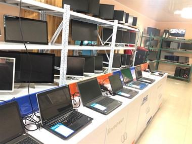 【转卖】出售大量二手电脑