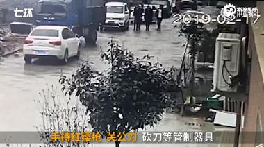 听说法律对未成年人处罚较轻,衢州5少年持刀抢商店!