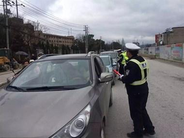瓷都最全违法驾驶人!酒驾、无证、无牌、叶子伞…