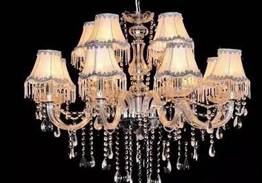 景德镇装修房子,灯具怎样选择?
