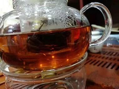 【转卖】古树秋红茶龙珠