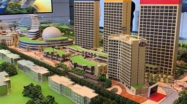 地铁S1号线旁【花桥梦世界】挑高公寓,售楼处优惠多多!