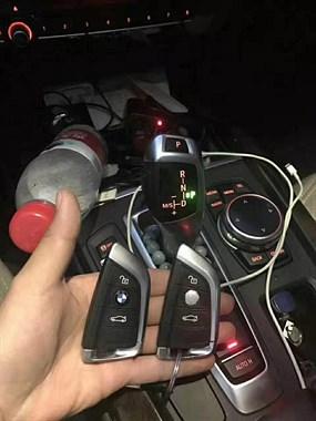 配汽车钥匙 开锁 换锁