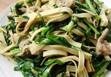 推荐3月份最应该吃的菜,瘦身的需要,清肠又刮油,人人都需要!