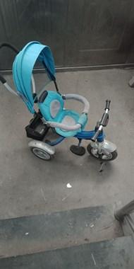 【转卖】宝宝推车。