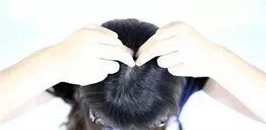 """每个人头上都有五个""""生发""""开关,快把它揉开,让你告别脱发"""