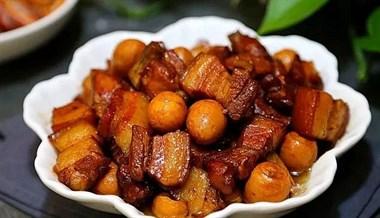 红烧肉是每家每户都会做的菜,但是这样的红烧肉你见过吗?