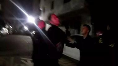 不配合盘查打伤民警 五男子妨害公务被刑拘