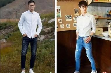 男人如何把白衬衫穿出高级感?3招就够了,时尚又帅气