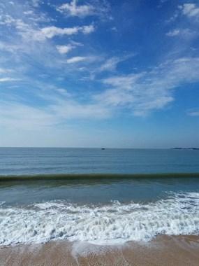 周末一起去看海