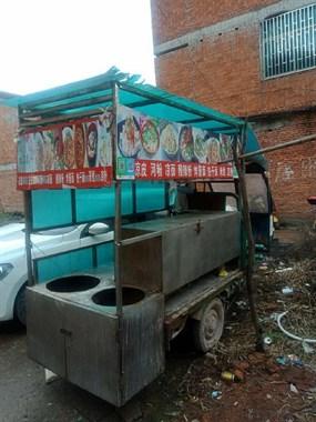 【转卖】冰箱,空调,卖米线的三轮车,设备
