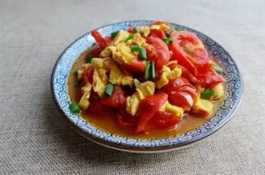 番茄炒蛋先炒鸡蛋还是先炒番茄