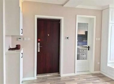 晒晒老公装的90㎡新房,全屋柜子都是定制的,这样的书桌谁见过?