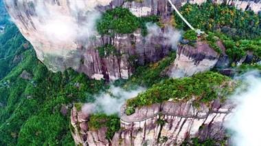 春光无限好!台州这10座绝美山峰,正是踏青好时候!