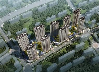 西安滨江翡翠城-大西安北部中心、单价7500/平米起