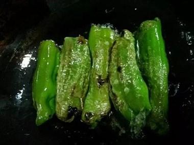 虎皮青椒这样做才好吃,做好了健康美味,营养必备的一道美食