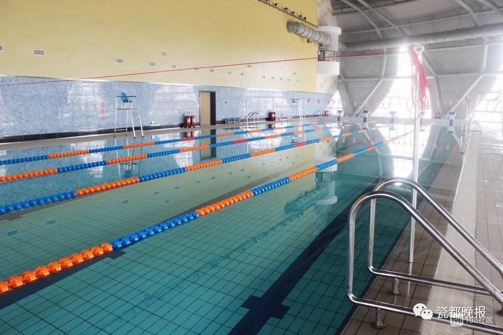 景德镇人又多了个游泳的地方!景东游泳馆今天正式开放