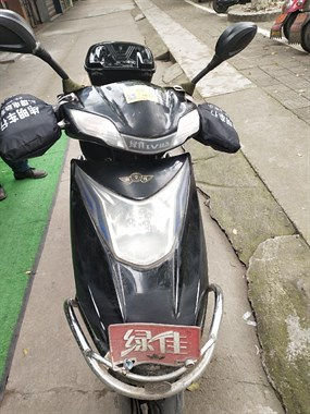 【转卖】绿佳电动车