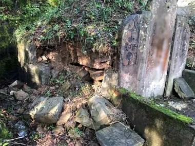 怒了!浙江村庄十几个墓穴被盗!而且逝者多为女性…