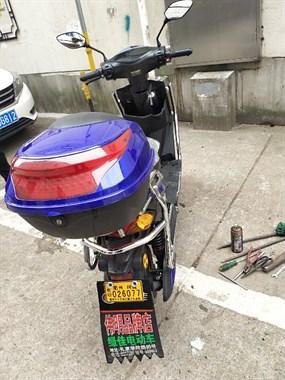 【转卖】绿佳国标电动车
