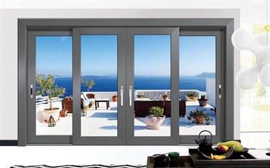 安装铝合金门窗