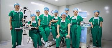 眼科医院哪家好杭州,省眼科祝你摘镜成功