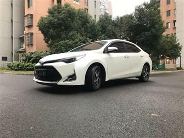 丰田雷凌 1.2T 好开 开不坏的车 分期低首付 零门槛