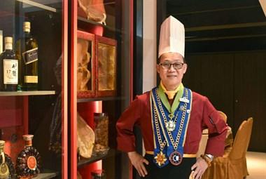 香港厨神黎耀楷追求厨艺的顶峰