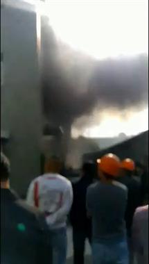 可怕!新农路一厂房发生火灾,竟有人跳楼逃生不幸身亡