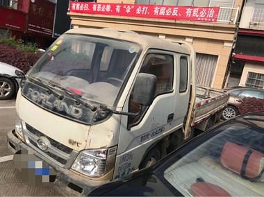 【转卖】15年福田时代单排货车